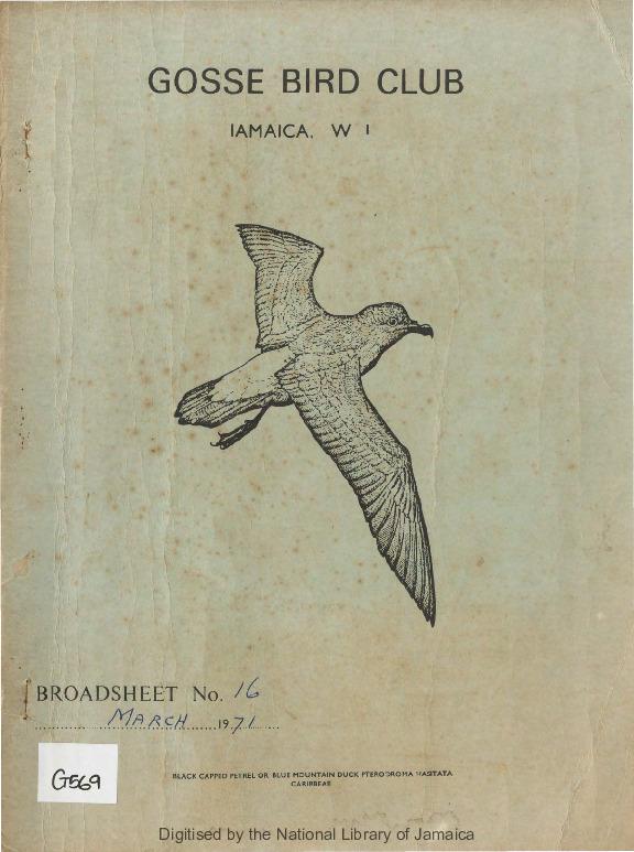 Gosse Bird Club, Broadsheet_No. 16_Mar. 1971.pdf