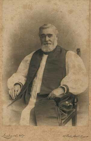 The Most Rev. Enos Nuttall, Archbishop of the West Indies, 1893-1916