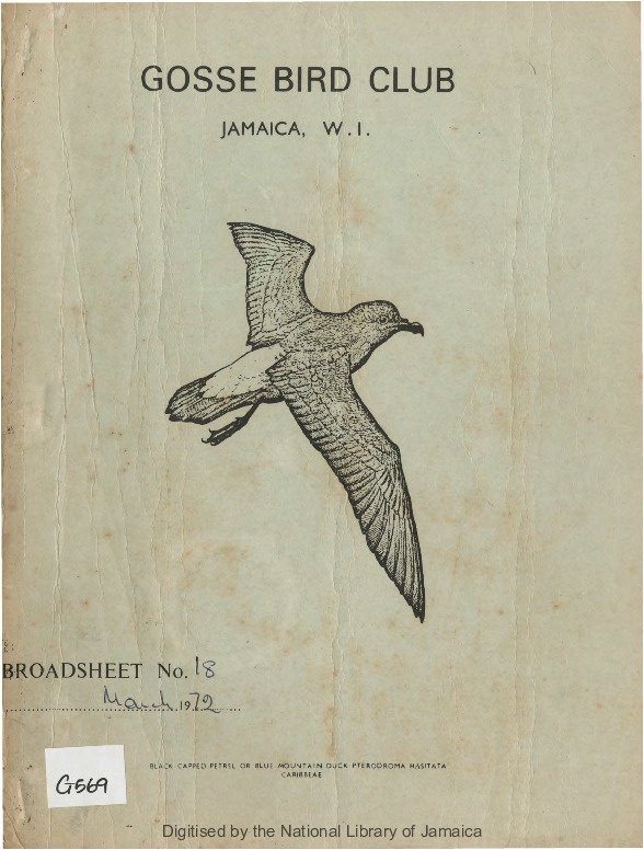Gosse Bird Club, Broadsheet_No. 18_Mar. 1972.pdf