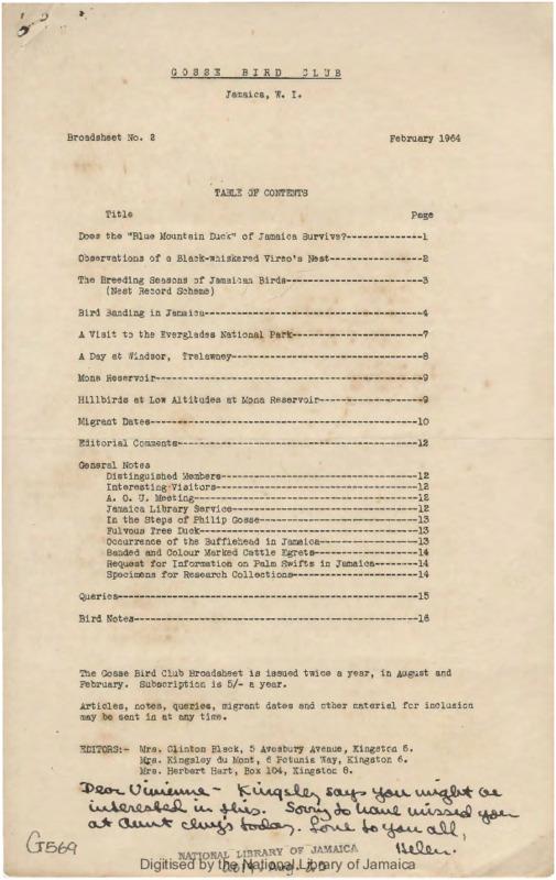 Gosse Bird Club, Broadsheet_No. 2_Feb. 1964.pdf