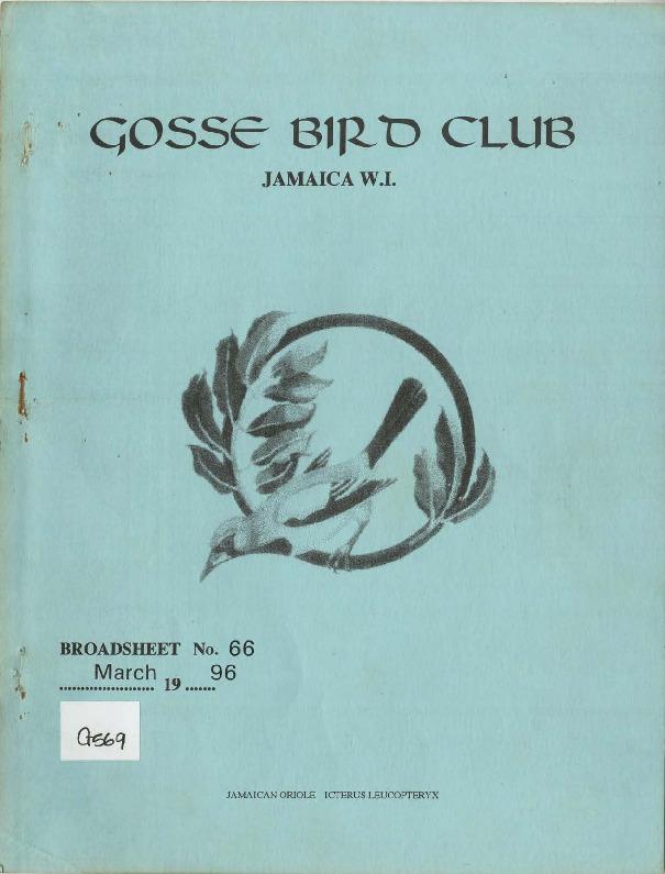 Gosse Bird Club, Broadsheet_No. 66_Mar. 1996.pdf