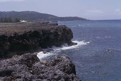 25 Green Castle Bay & ruins - raised Coral Reef (1968).jpg