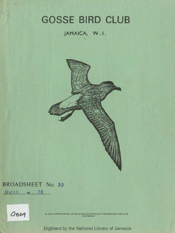 Gosse Bird Club, Broadsheet_No. 30_Mar. 1978.pdf