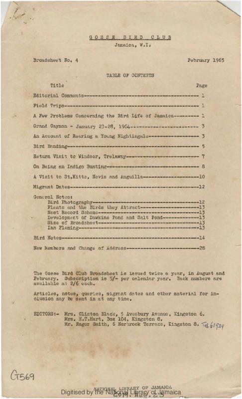 Gosse Bird Club, Broadsheet_No. 4_Feb. 1965.pdf