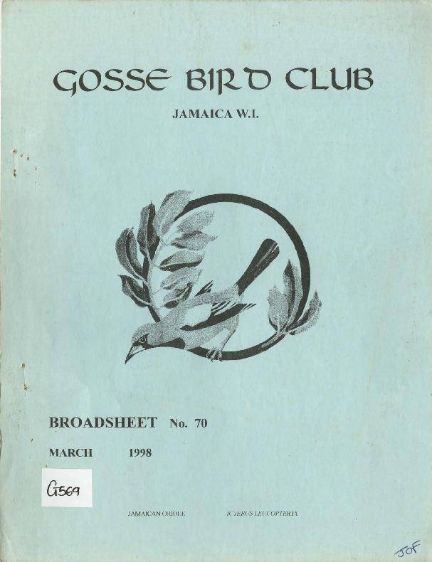 Gosse Bird Club, Broadsheet_No. 70_Mar. 1998.pdf