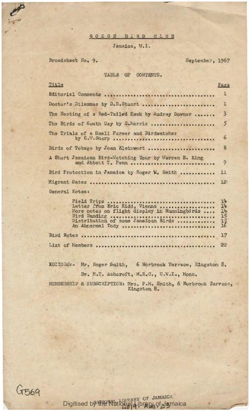 Gosse Bird Club, Broadsheet_No. 9_Sep. 1967.pdf