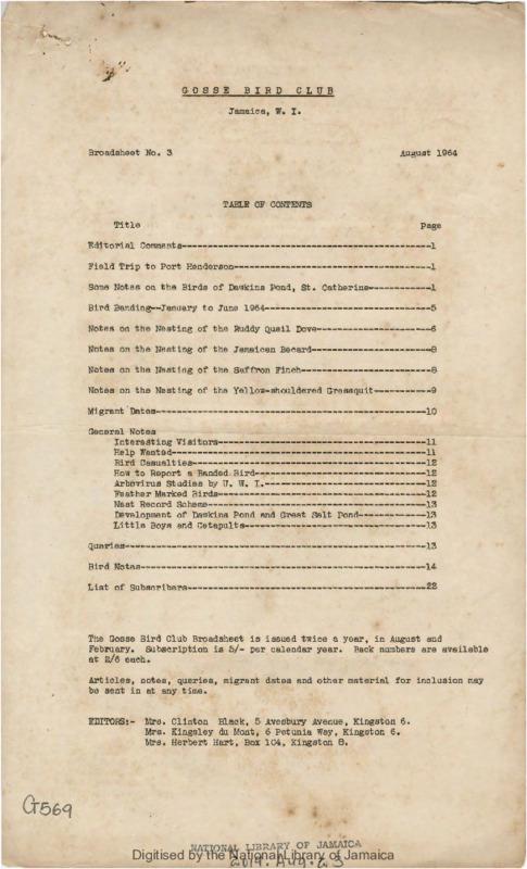 Gosse Bird Club, Broadsheet_No. 3_Aug. 1964.pdf
