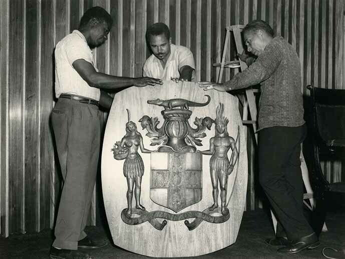 http://nlj.gov.jm/Digital-Images/d_0003941_installing_coat_arms.jpg