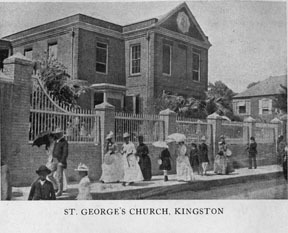 St. George's Church, Kingston