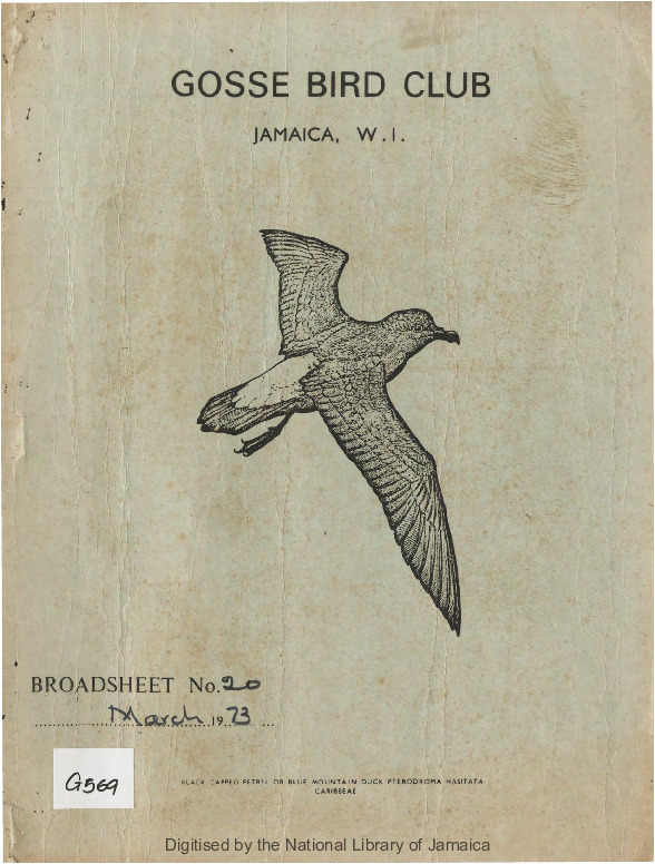 Gosse Bird Club, Broadsheet_No. 20_Mar. 1973.pdf