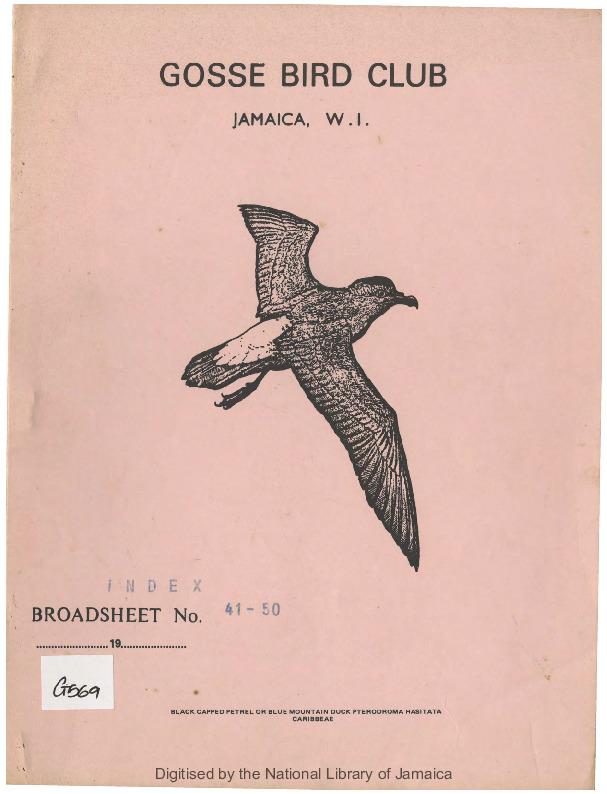 Gosse Bird Club, Broadsheet_No. 41 - 50_Sep. 1983 - Mar. 1988_index.pdf