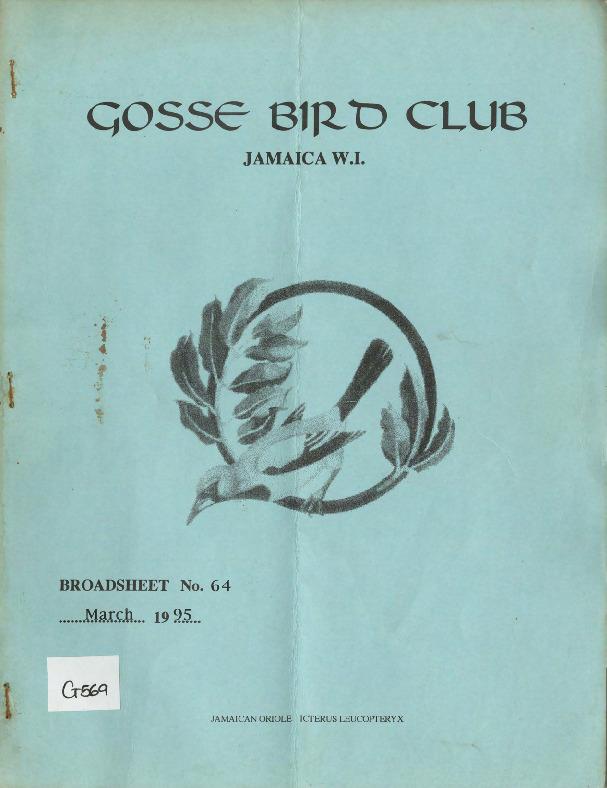 Gosse Bird Club, Broadsheet_No. 64_Mar. 1995.pdf