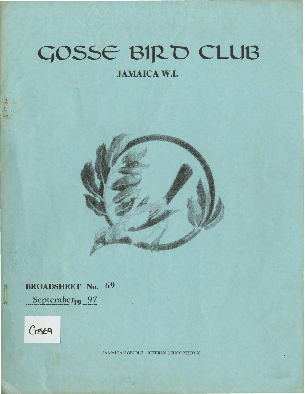 Gosse Bird Club, Broadsheet_No. 69_Sep. 1997.pdf