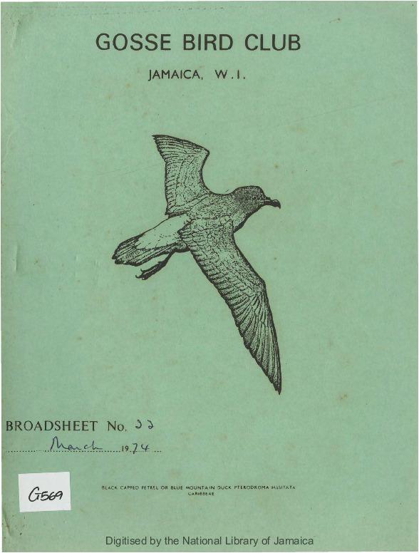 Gosse Bird Club, Broadsheet_No. 22_Mar. 1974.pdf
