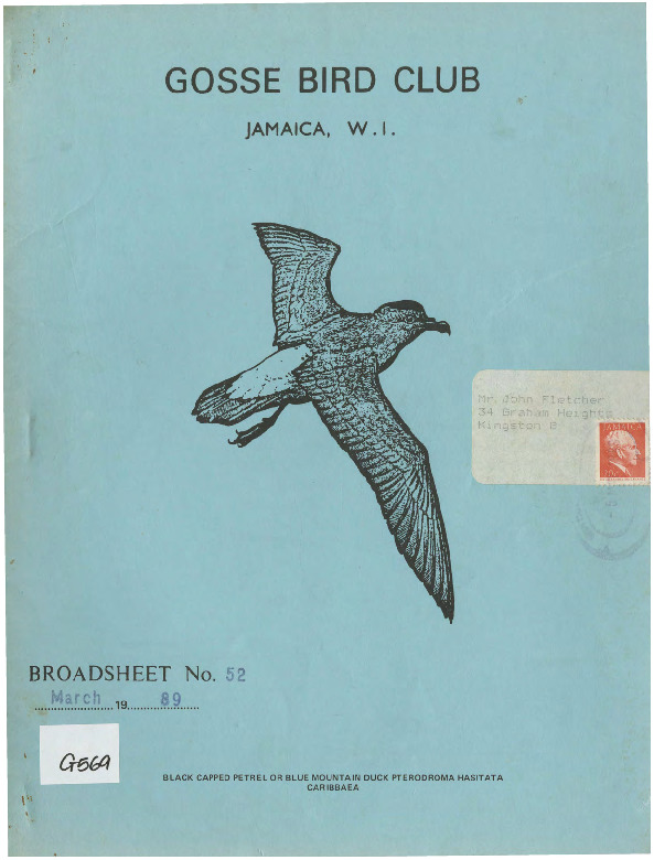Gosse Bird Club, Broadsheet_No. 52_Mar. 1989.pdf