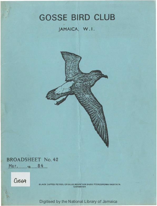 Gosse Bird Club, Broadsheet_No. 42_Mar. 1984.pdf