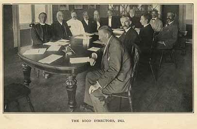 The Mico Directors, 1913