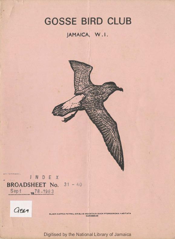 Gosse Bird Club, Broadsheet_No. 31 - 40_Sep. 1978 - 1983_index.pdf