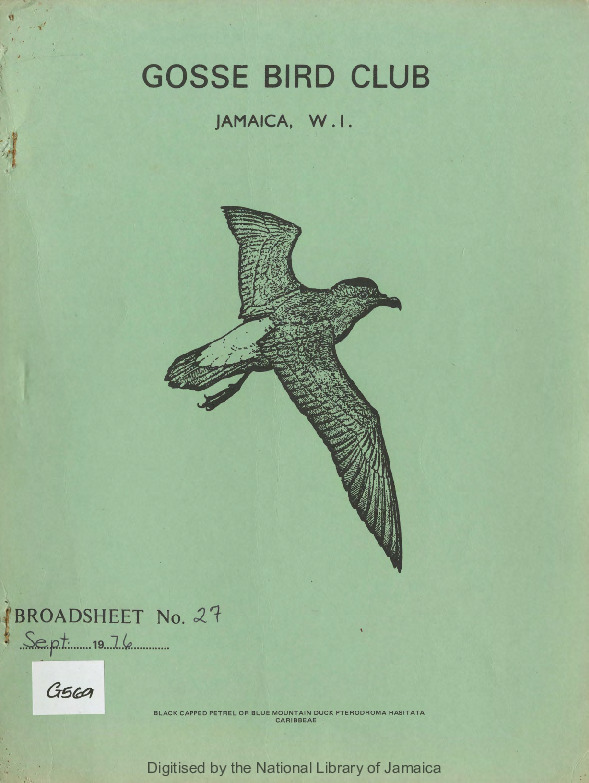 Gosse Bird Club, Broadsheet_No. 27_Sep. 1976.pdf