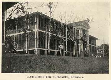 Clubhouse foreEmployees, Gorgona