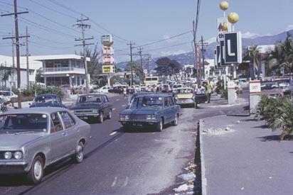 18 Constant Spring Road shopping plazas, Kingston (1976).jpg