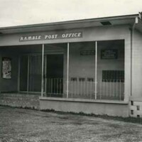Ramble Post Office - Hanover