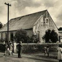 Porus Anglican Church, 1951