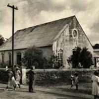 Porus Anglican Church, 1951