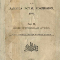 Report on the Jamaica Royal Commission, 1866.pdf