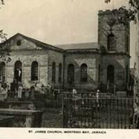 St. James Church, Montego Bay Jamaica
