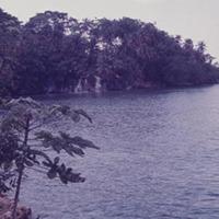 14 Coast & waterfalls near Ocho Rios, St. Ann, (198-).jpg