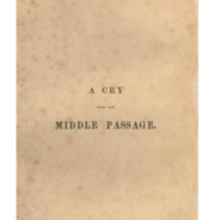 A cry from the Middle Passage or the Act of 1846, and its effects on the Slave Trade