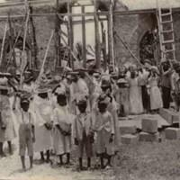 Free labourers - Ocho Rios Wesleyan Church