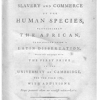 An essay on the slavery and commerce of the human species_uploaded.pdf